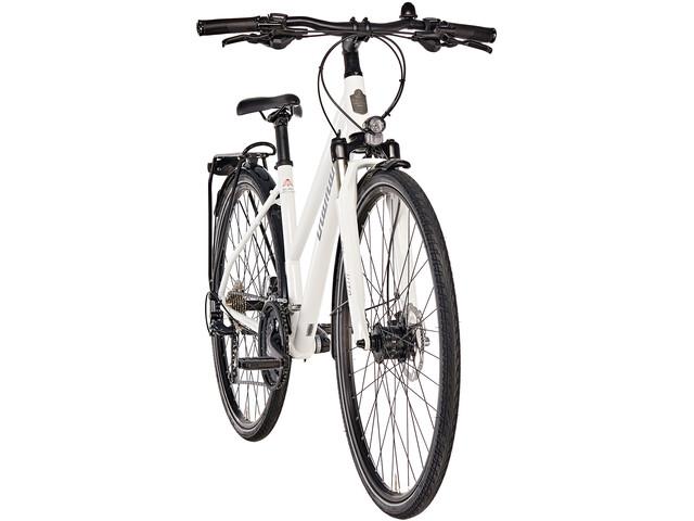 Diamant Elan Deluxe Trekkingcykel GOR hvid (2019) | City